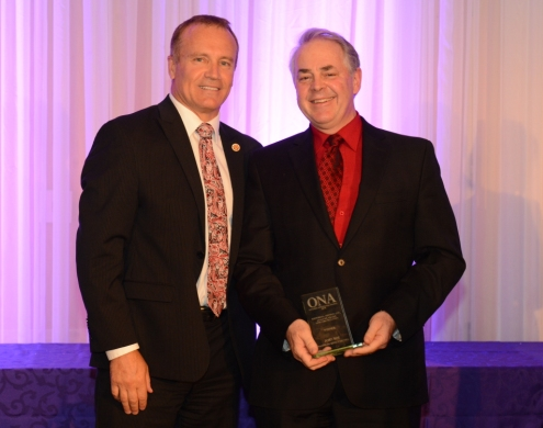 Editorial, Opinion and Analysis (over 25,000 circulation) WINNER: John Roe, Waterloo Regional Record - sponsored by Ontario Professional Firefighters Association
