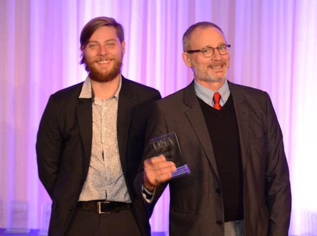 GREEN ENVIRONMENT WRITING Winner: Rob O'Flanagan, Guelph Mercury - sponsored by Ontario College of Trades
