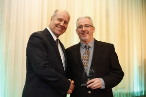 BUSINESS WRITING WINNER: Steve Buist, The Hamilton Spectator with Paul Berton on behalf of Labatt