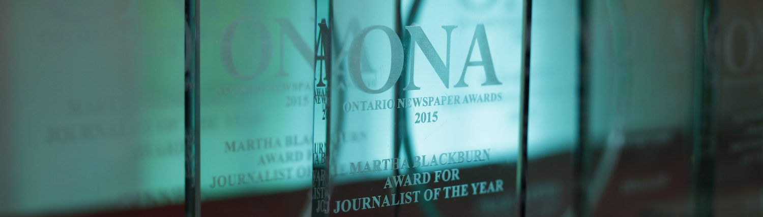 Ontario Newspaper Awards